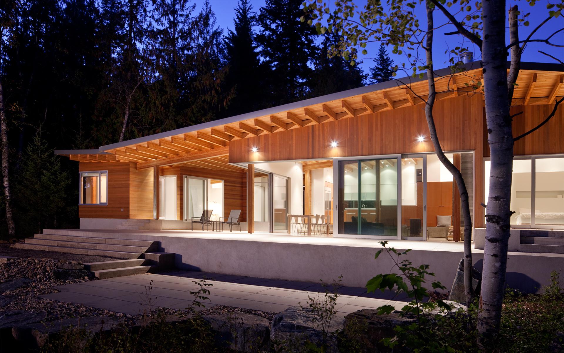 Splyce Design Shuswap Cabin